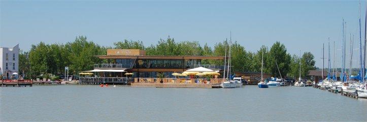 Katamaran rust  Seerestaurant Katamaran – NeusiedlerseeWiki